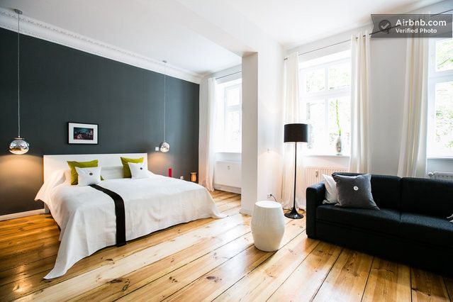 Bons plans Air BnB un studio design à Berlin ♢ VOYAGE