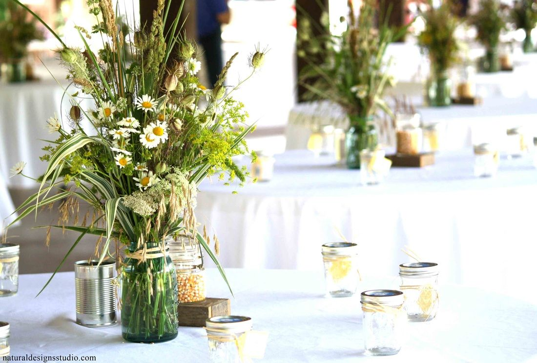 Garden & Meadow Flower Wedding | Garden | Pinterest | Meadow flowers ...