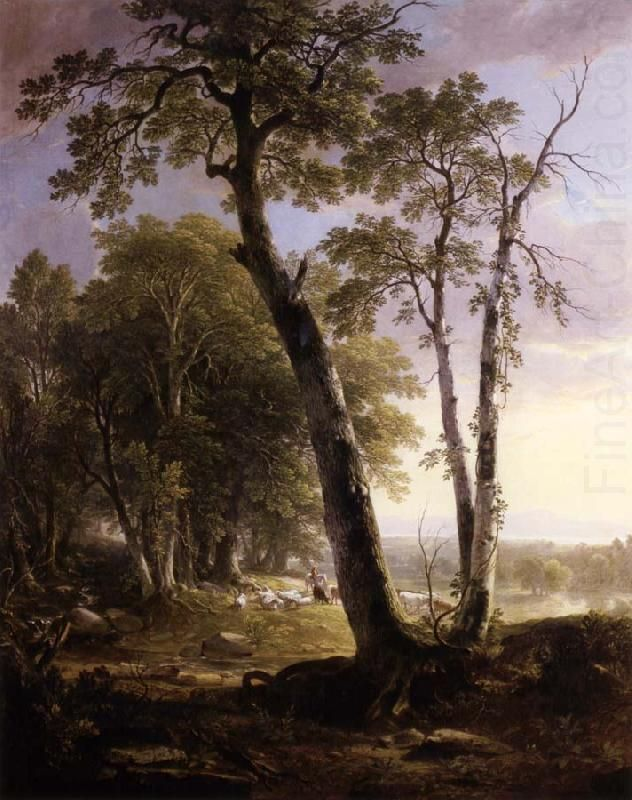 Asher Brown Durand -