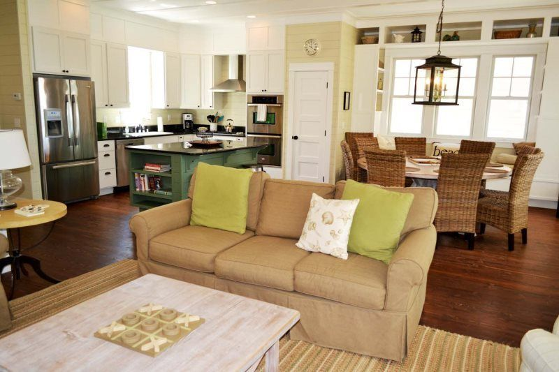Nantucket House wCottage Oceanfront Home Seabrook