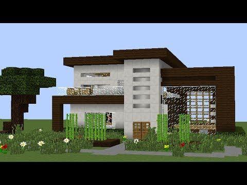 Tutorial de como hacer una casa bonita y moderna en for Como hacer una fachada de casa moderna