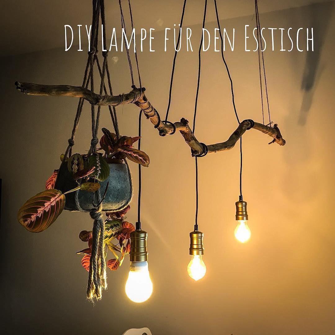 Deckenlampe Selber Bauen Anleitung : echtholz deckenlampe f r den esstisch home and living ~ Watch28wear.com Haus und Dekorationen