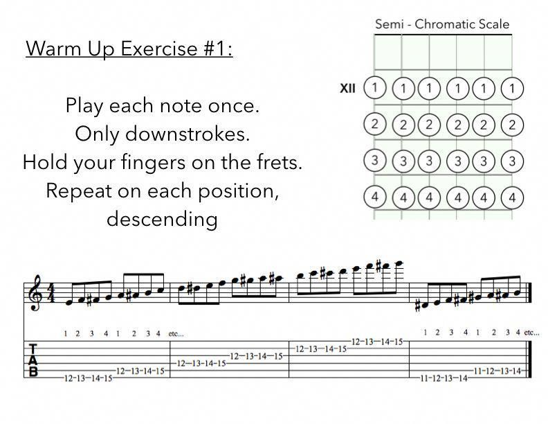 How To Sing Exercises (With images) Guitar lessons for