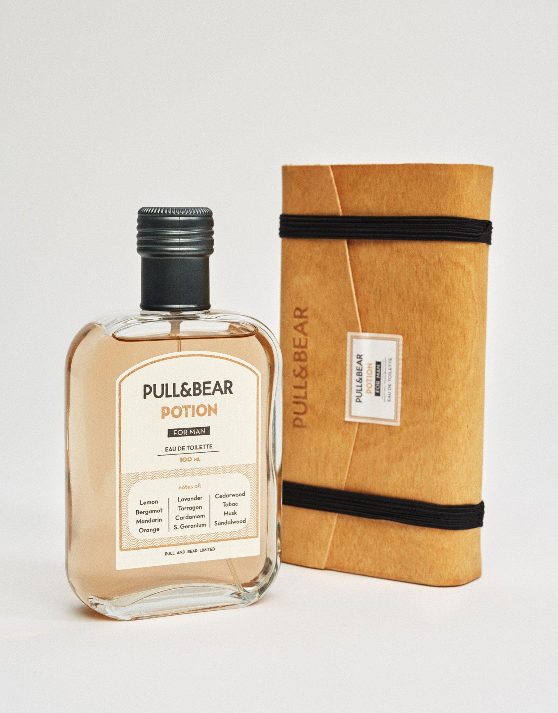 61a35e426 Eau de toilette pull   bear potion man 100 ml - Fragrâncias - Complementos  - Homem