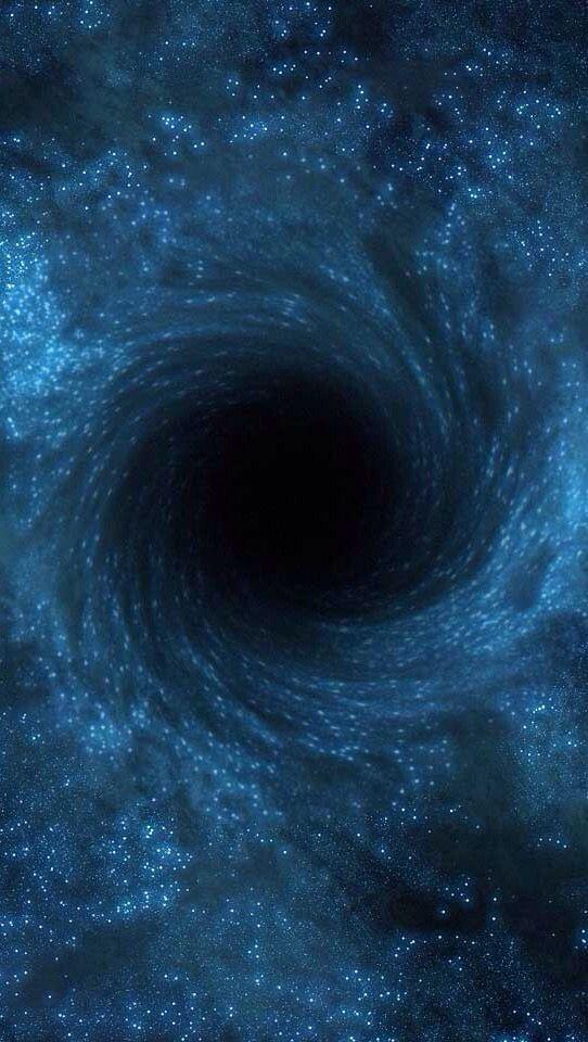 Black Hole Arte De Galaxia Imagenes Asombrosas Fondos De Galaxia Black hole live wallpaper iphone