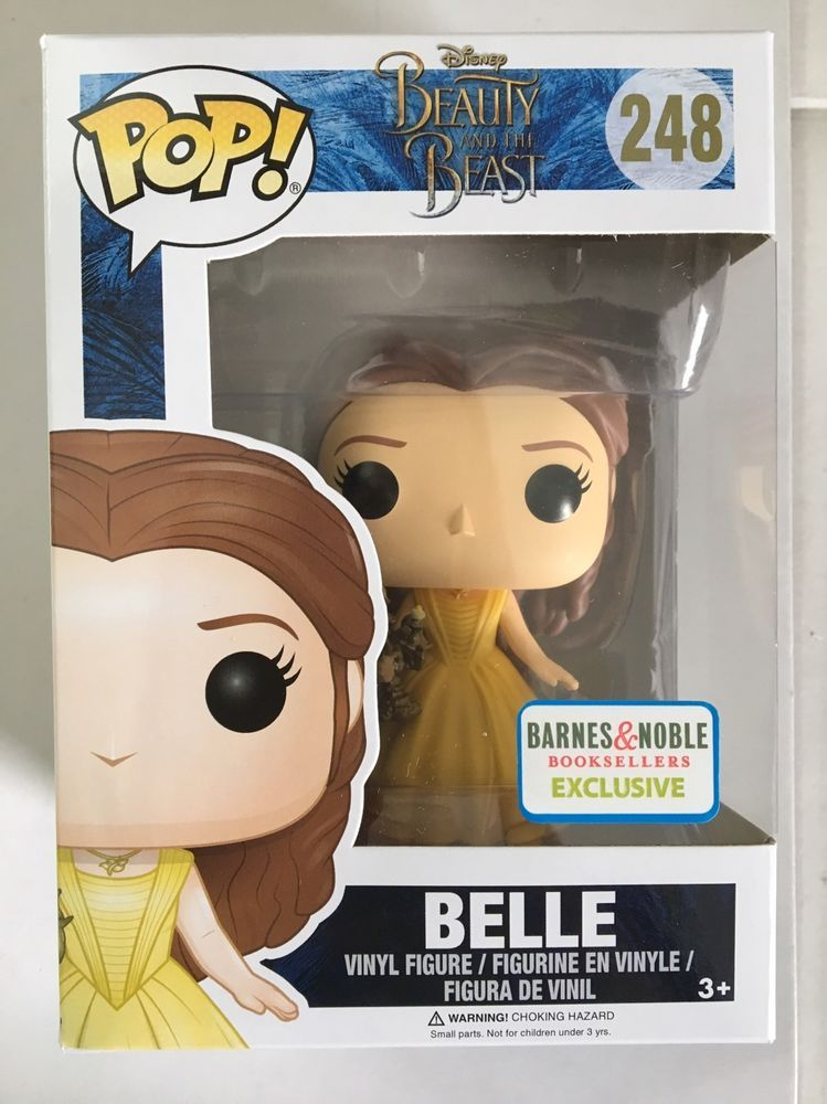 Funko Pop Disney Beauty And The Beast Belle 248 Barnes And Noble