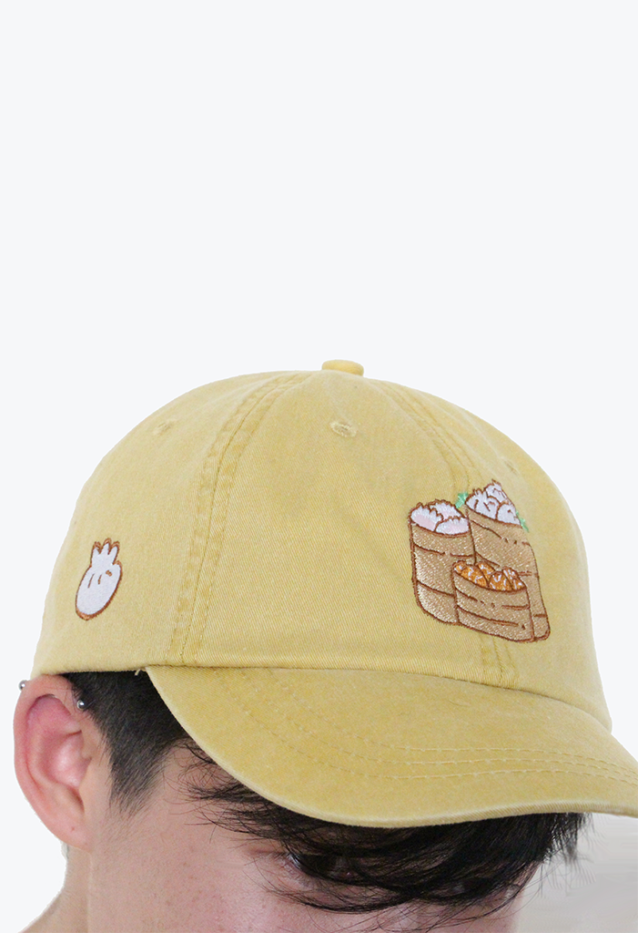 Dimsum Embroidered Hat