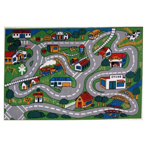 Countryfun Fun Rug 51 Inches X 78 La Toys R