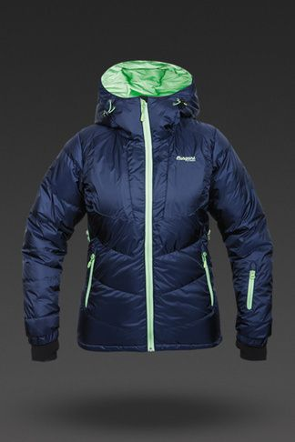 Women's Bergans of Norway - Women's Sauda Down Jacket for sale on The Clymb