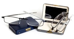 Pocket Eyes Folding Reading Glasses by Cinzia Designs $ 27.46