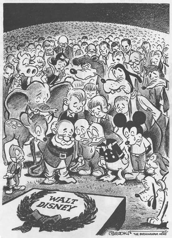 December 15 1966 50 Years Ago Walt Disney Died Of Lung Cancer