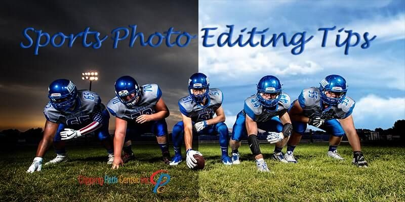 Easy Steps For Sports Photo Editing In Photoshop Pro Tips With Images Sports Photos Photo Editing