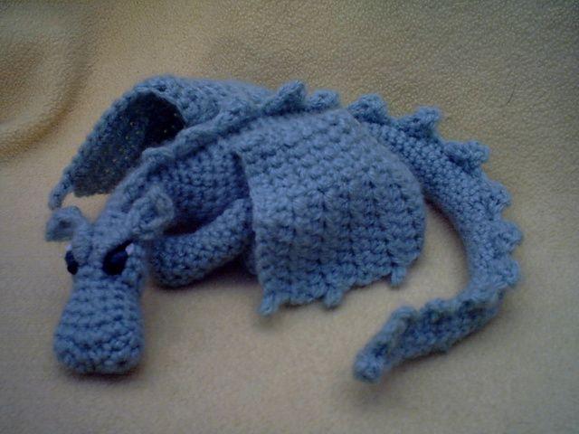 Amigurumi Crochet Dragon Pattern | Supergurumi | 480x640