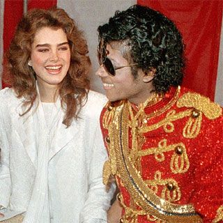 <3 Michael Jackson <3 - love both of their smiles here :)