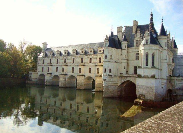 Chateau de Chenonceau,