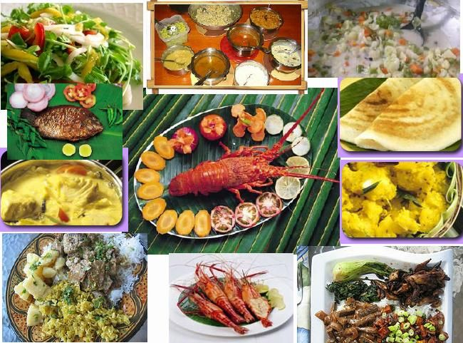 Cuisines after the enjoyments foods are the next thing for Cuisine kerala