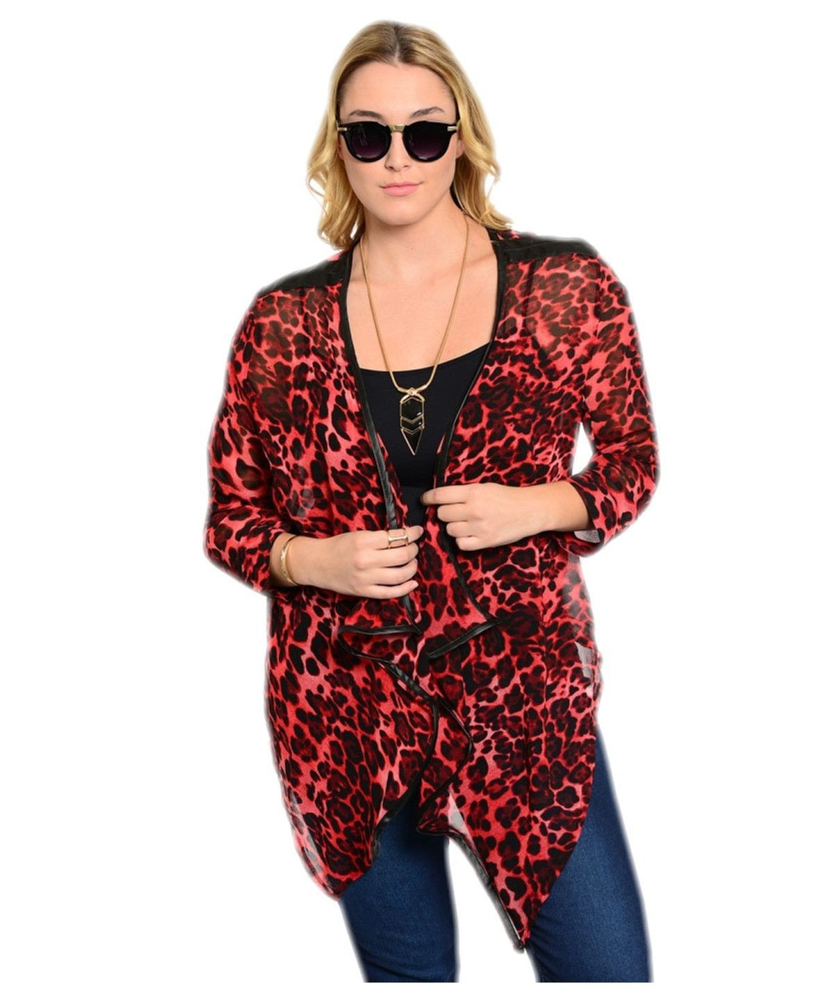 openfront kimono normal purple burgundy front product cardigan gallery open forever drapes in draped clothing lyst