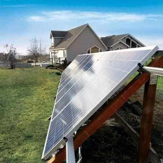 Save Money On The Cost Of A Solar Electric System By Installing Your Own Photovoltaic Panels Solarpane Photovoltaic Panels Solar Electric System Solar Panels