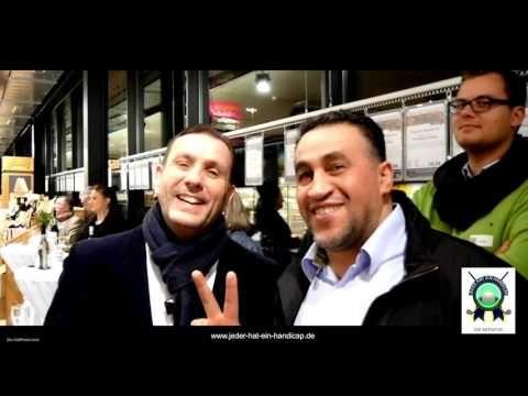 """Die Initative """"Jeder hat ein Handycap"""" - """"Treff am Großmarkt"""" 25. Feb 2016 - YouTube"""