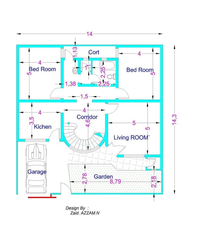 Creative House Plan Ideas To See More Read It Unique House Plans House Plans Unique Houses