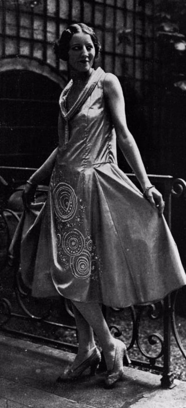 vintage everyday: Fashion in the Roaring Twenties – 36 Gorgeous ...