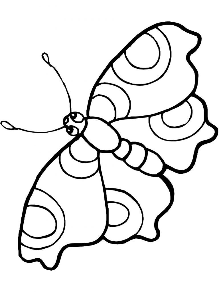 Free Printable Butterfly Coloring Pages For Kids Butterfly Coloring Page Bird Coloring Pages Free Coloring Pages [ 1024 x 768 Pixel ]