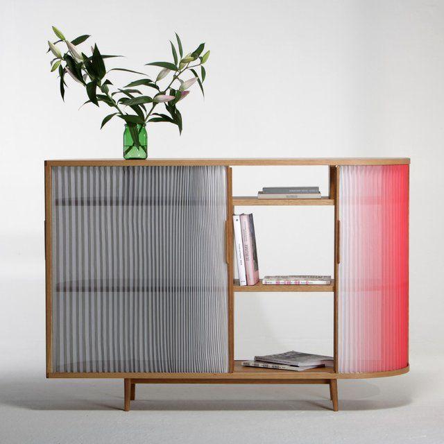 Plissee Sideboard - Anne Boenisch