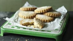 Shortbread biscuits fill the kitchen with a wonderful buttery freshly-baked smell. So simple and easy to flavour with your own choice of vanilla, lemon zest or even lavender. Kids will love making them too.