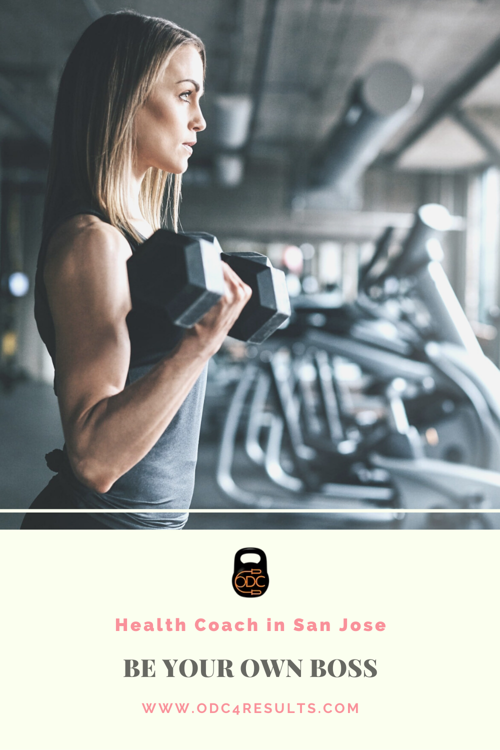 Be Your Own Boss At Gym At Gym Online Personal Trainer Gym