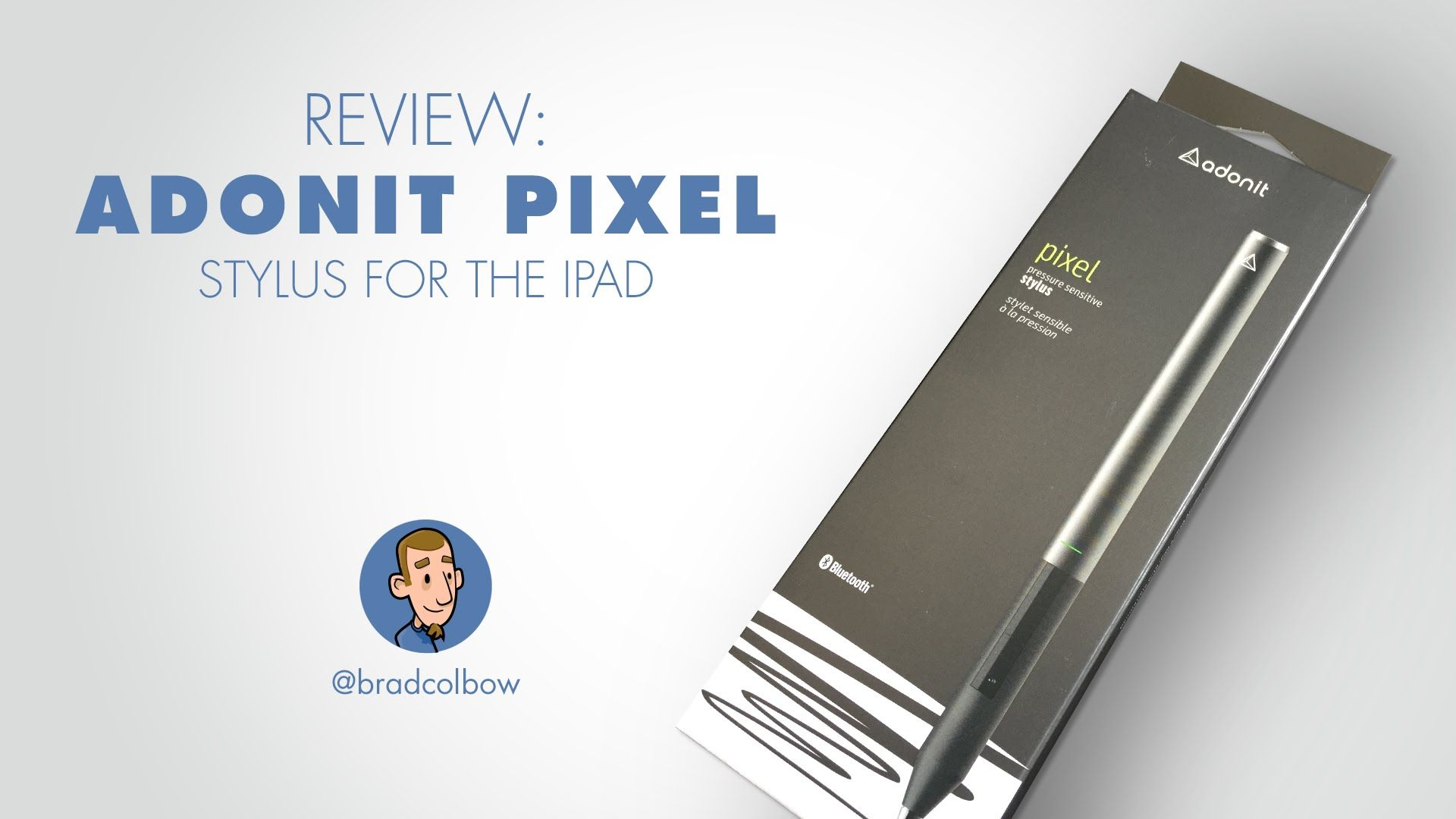 Review of the Adonit Pixel: An Illustrator's Take