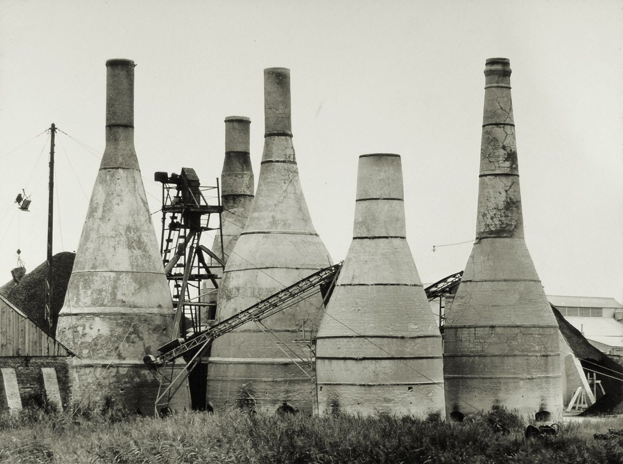 Melisaki Hilla Becher History Of Photography Industrial