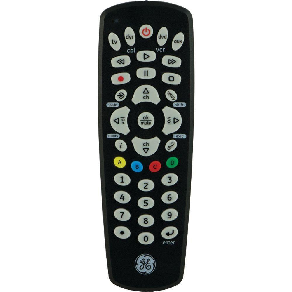 Ge 4 Device Universal Remote Universal Remote Control Remote Control Remote