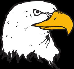Bald Eagle Head Clip Art Eagle Art Eagle Mascot Art