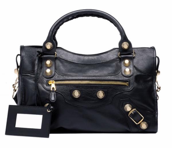 Balenciaga Black G21 GH City Bag  balenciaga  handbags  c7f1cd0b90a2e