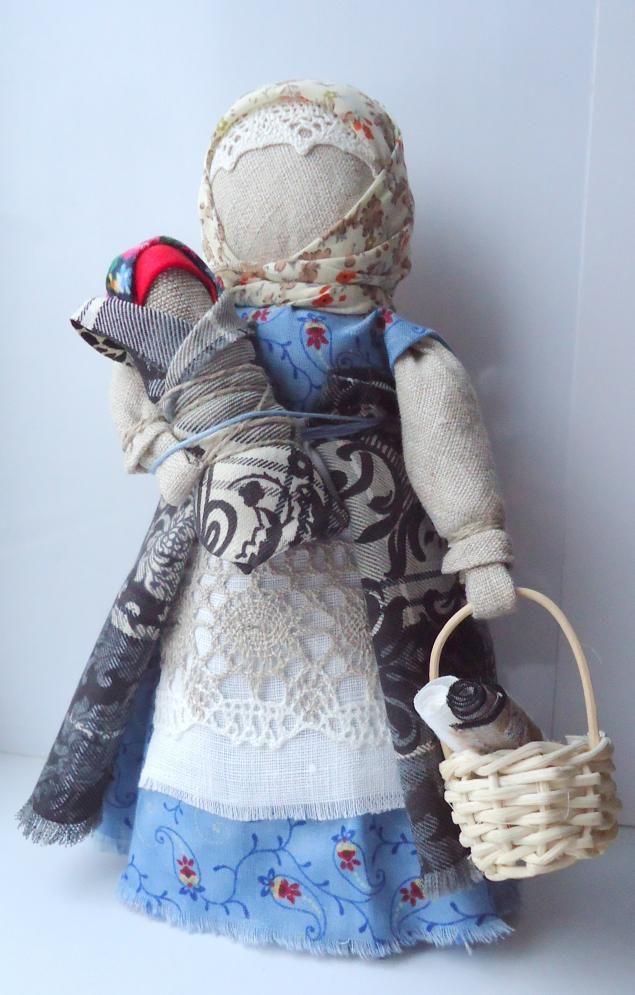 Народная кукла своими руками мастер