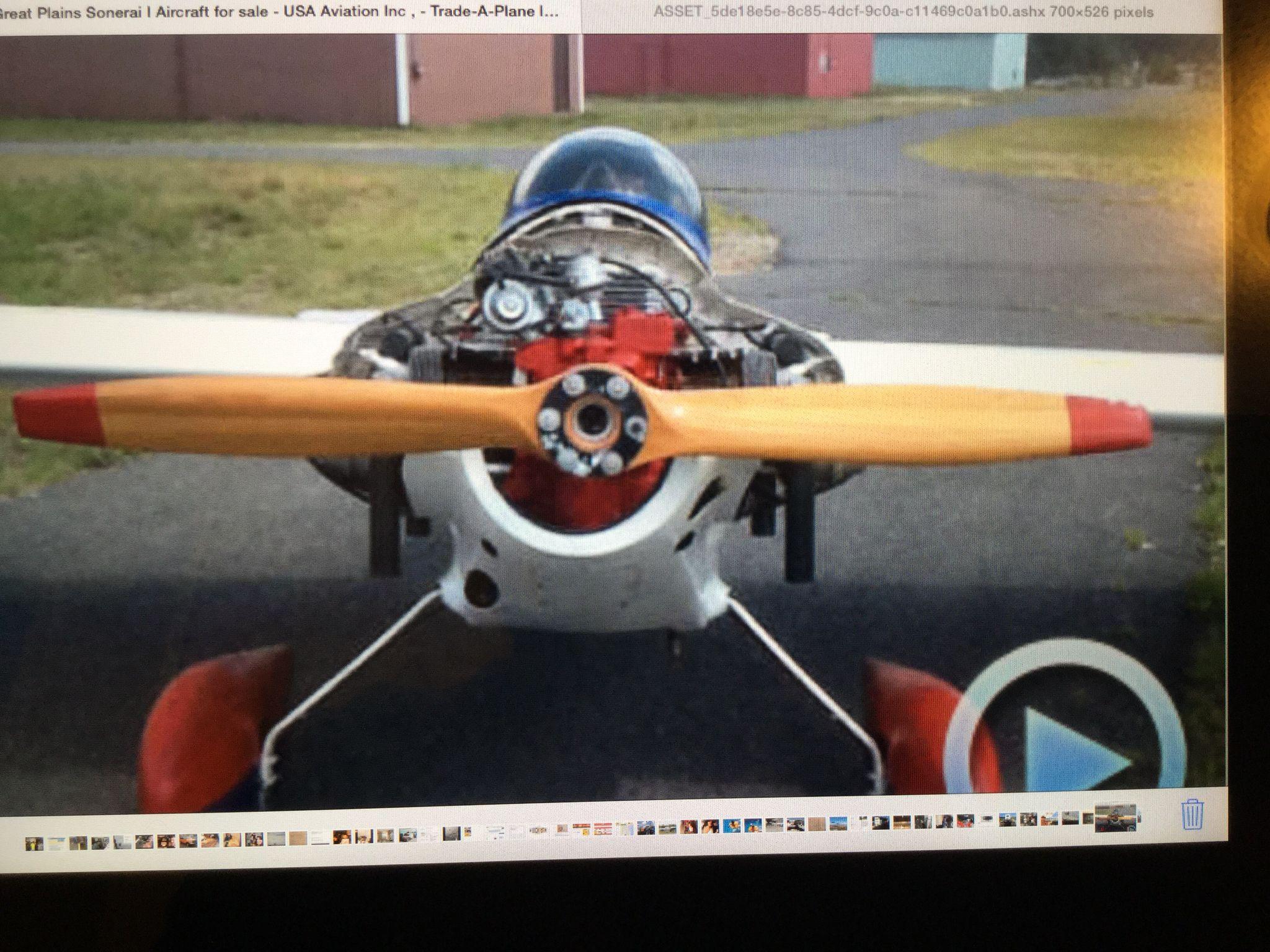 Sonerai I VW Engine 1 6 dual ignition | Cessna 188 B- AG | Vw engine