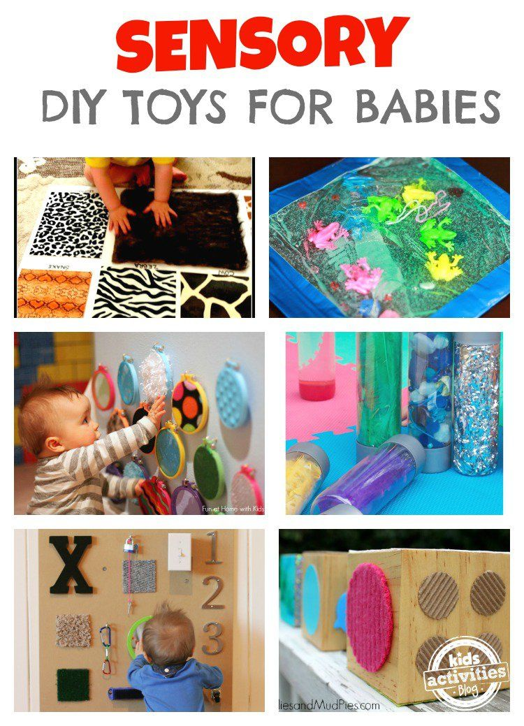 Best Sensory Toys For Toddlers : Diy toys for babies sensory homemade and toy