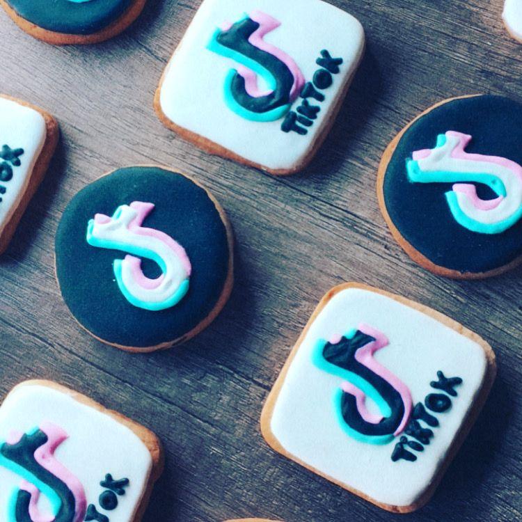 Cookies De Tiktok Cookie Decorating Cookies Decoradas Cookies