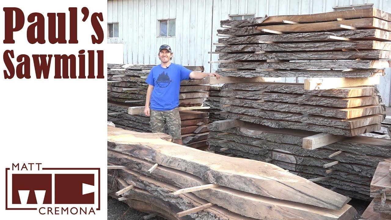 Matt Cremona Sawmill Cost