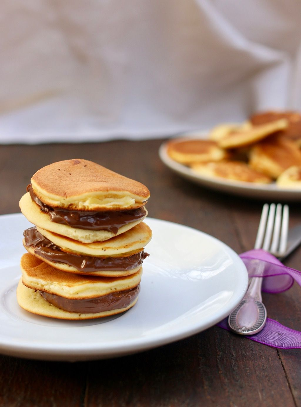 a7c068512bfc6fc8b950c155b06ab3fa - Ricetta Pancake Con Nutella
