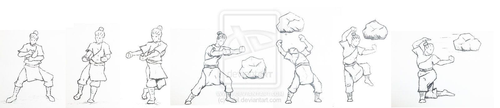 Earthbending Poses Avatar The Last Airbender Sketching Tips The Last Airbender Understanding the bending art requires an understanding of the basics. earthbending poses avatar the last