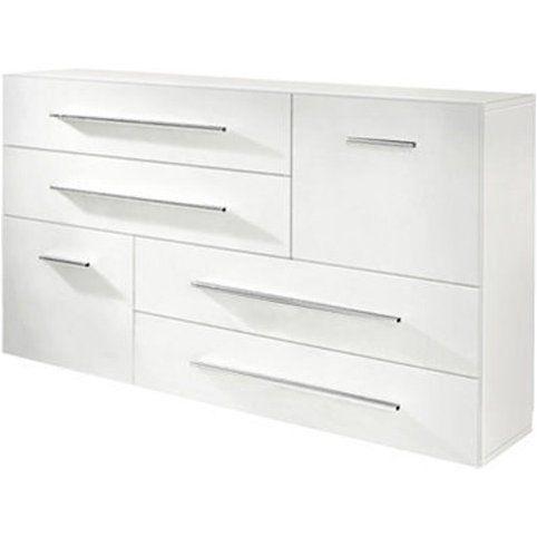 meuble 2 portes 4 tiroirs lisboa