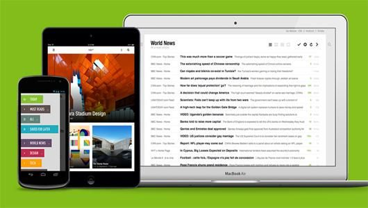 Feedly Launches New Apps Social media, News apps, Tablet