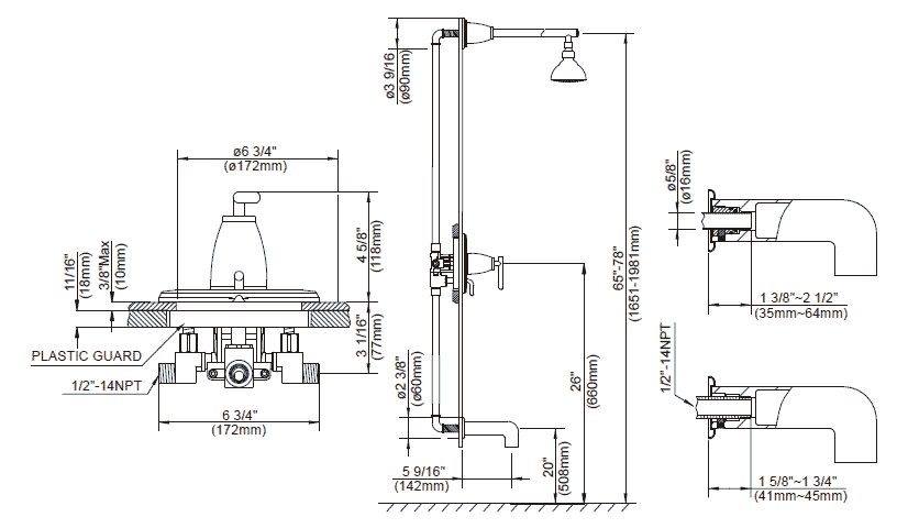plumbing layout  diagram
