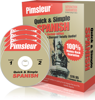 I want to learn Spanish! Learn Spanish Fast - Learn to Speak Spanish Course | Pimsleur Approach™