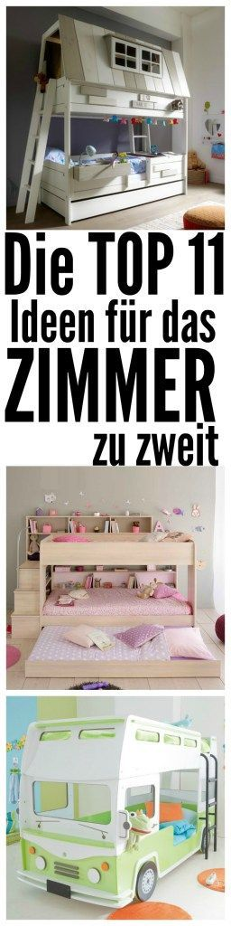 die top 11 kinderzimmer f r zwillinge geteiltes kinderzimmer shared kids room pinterest. Black Bedroom Furniture Sets. Home Design Ideas