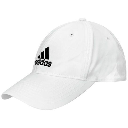 Boné Adidas Essentials Logo - Branco R  49 9942c11f876