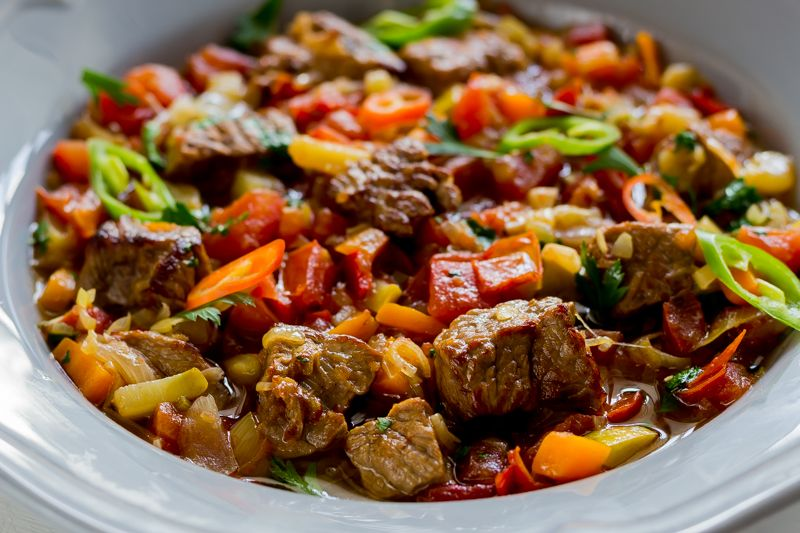 Beef Stew - Mihai Petrișor