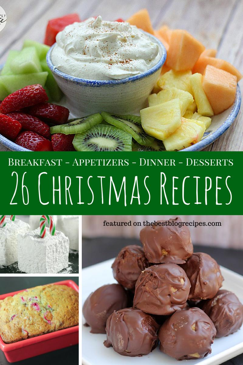 Christmas Recipes fo