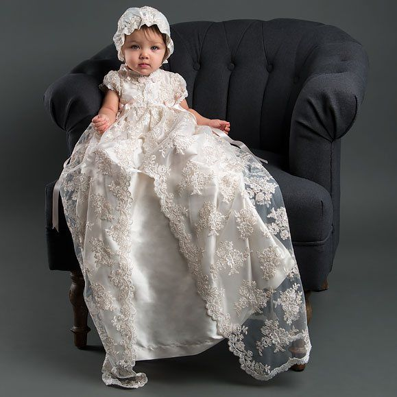 Christening Gowns | Christening Dresses | Baptism Outfits | Gifts ...